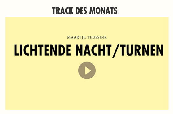 Track des Monats